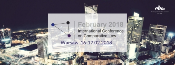 III International Conference on Comparative Law